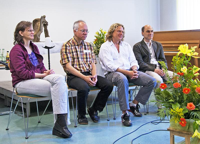 Abschlußveranstaltung Via Mundi – Tagung zum Thema 'Versöhnung'