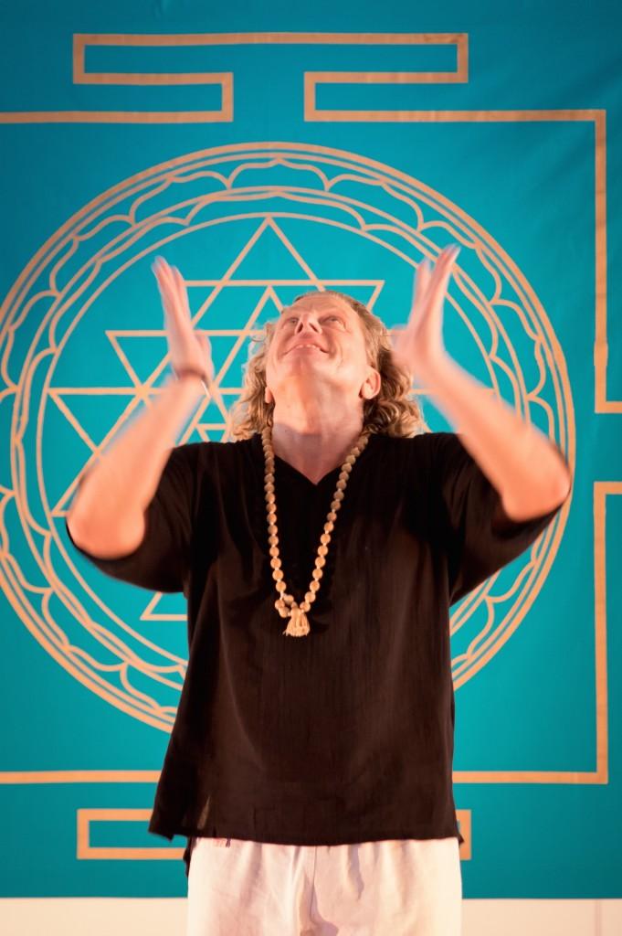 Dieter Namaste Yoga Festival