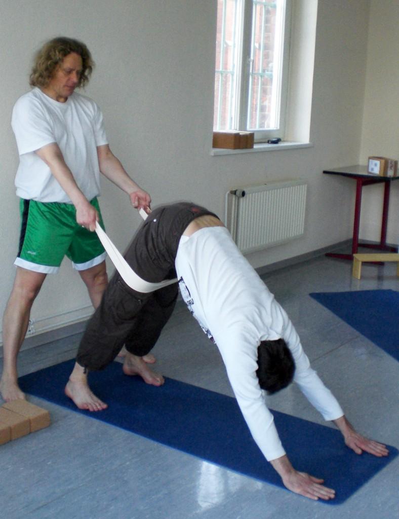 Yogagruppe Santa Fu 2011